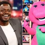 Barney La Película (Póster)