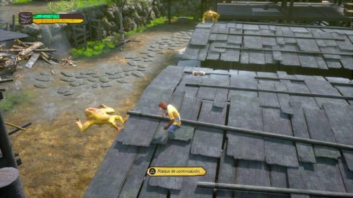 Reseña: Monkey King Hero is Back 17