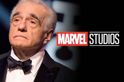 Martin Scorsese (Marvel Studios)