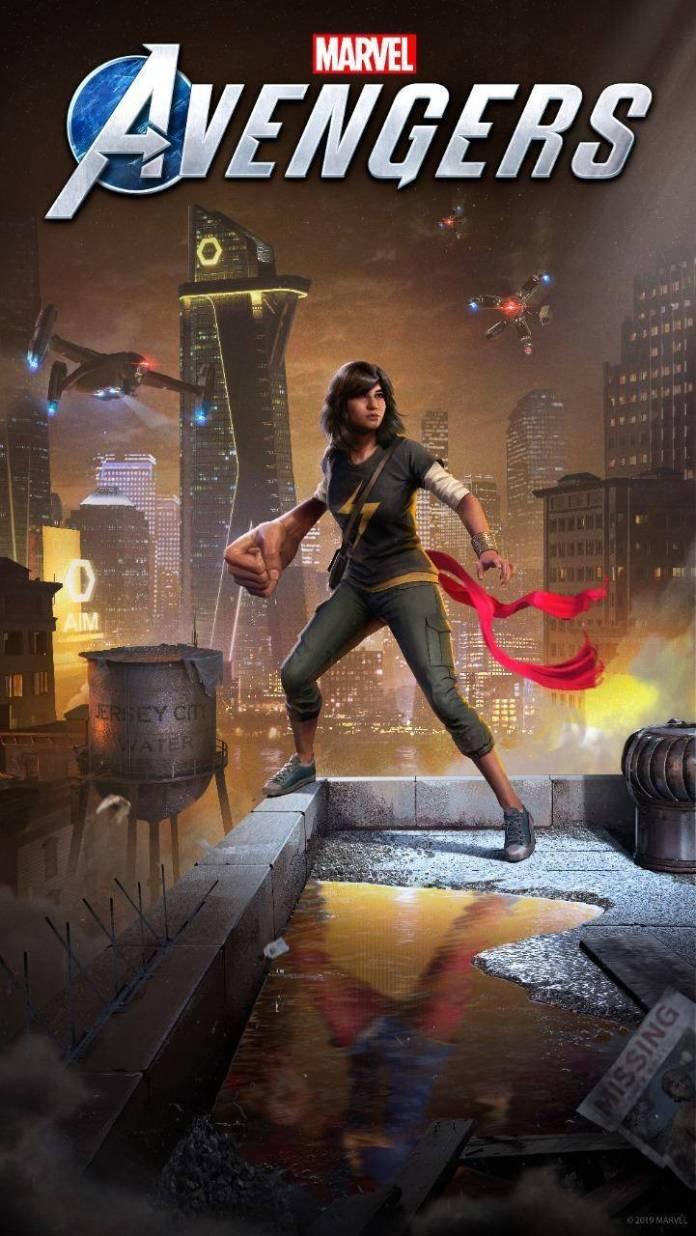 Marvel Avengers Ms Marvel