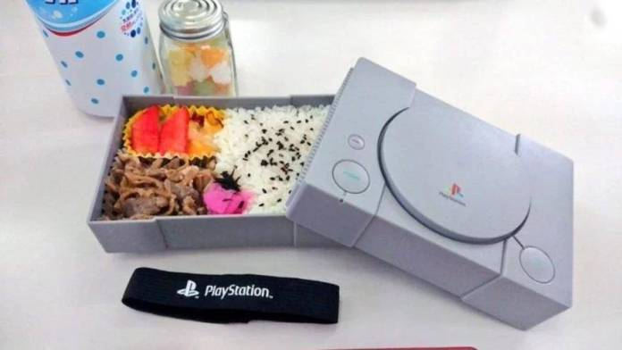 Play Station Lunch Box (Full)