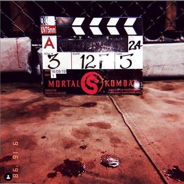 Mortal Kombat Reboot (Red Logo)