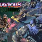 The ninja saviors the return of the warriors