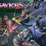 The ninja saviors the return of the warriors