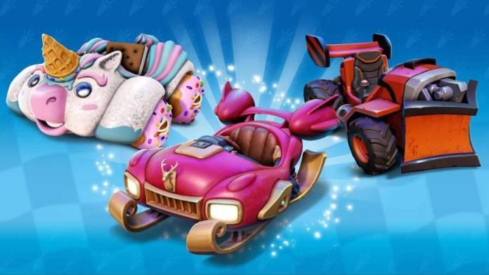 Winter Festival llega a Crash Team Racing Nitro-Fueled 1
