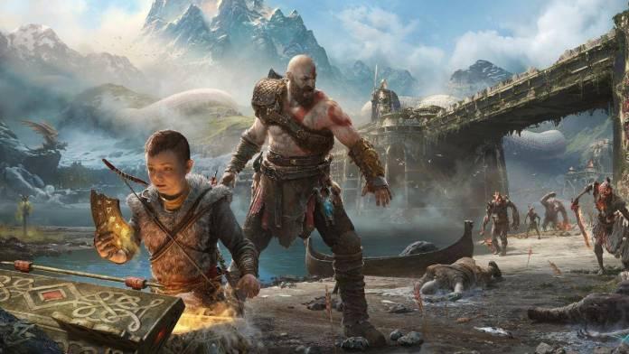 God of War, Kratos