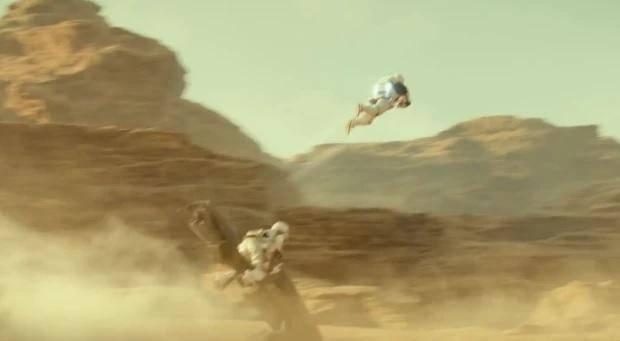 Flying Stormtroopers (Star Wars)