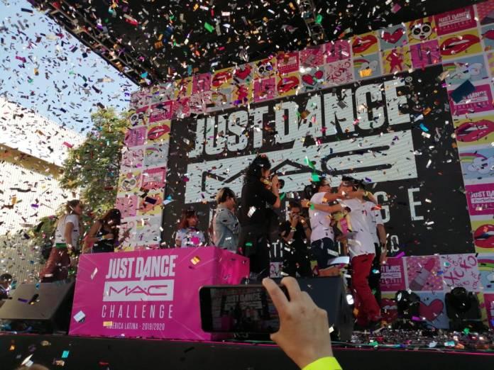 Just Dance MAC Challenge CDMX, antesala a Brasil 2020 17