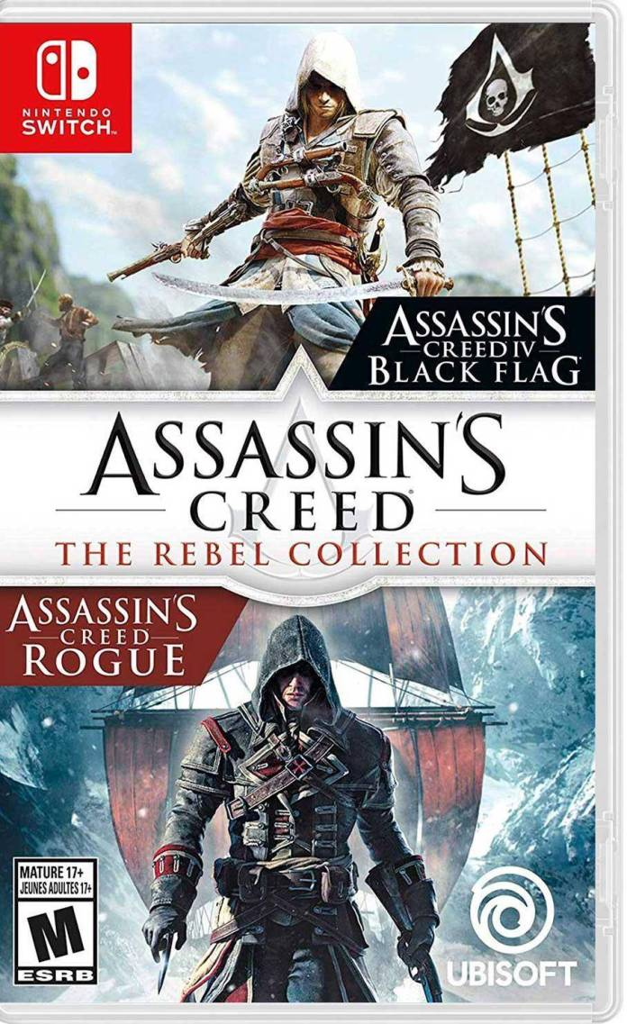 Assassin's Creed: The Rebel Collection ya está disponible 3