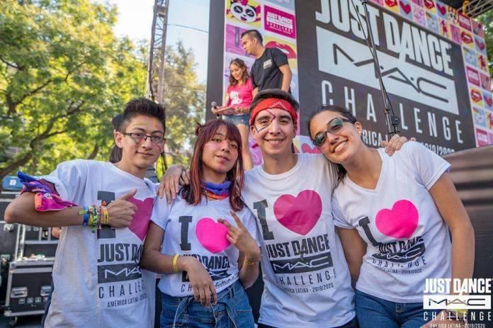 Just Dance MAC Challenge CDMX, antesala a Brasil 2020 5