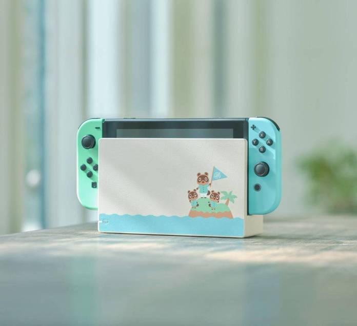 NIntendo Switch, Animal Crossing, New Horizons