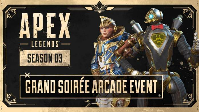 Apex Legends Grand Soirée Arcade
