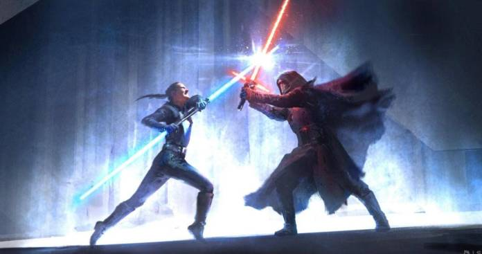 Star Wars: Colin Trevorrow confirma el arte filtrado de 'Duel of Fates' 17