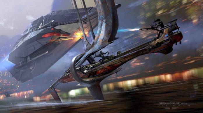 Star Wars: Colin Trevorrow confirma el arte filtrado de 'Duel of Fates' 5