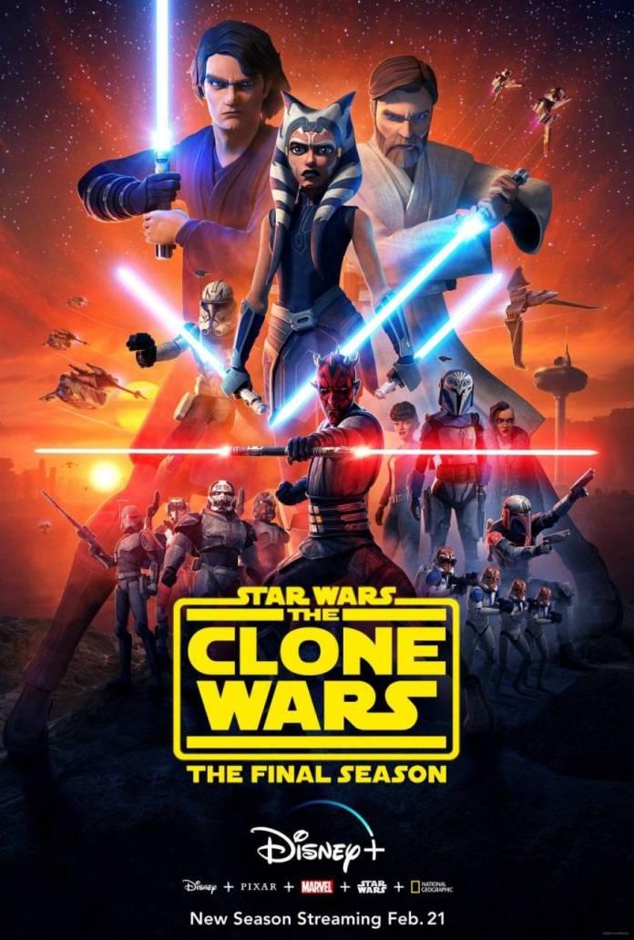 La última temporada de Star Wars: The Clone Wars ya tiene fecha de estreno 1
