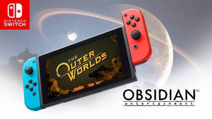 'The Outer Worlds' ya tiene fecha de estreno en Nintendo Switch 1