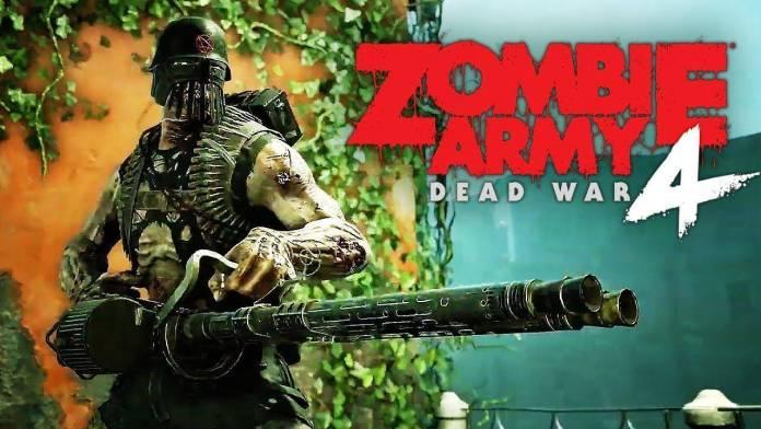 Zombie Army 4: Dead War presenta nuevo y emocionante tráiler de gameplay 2