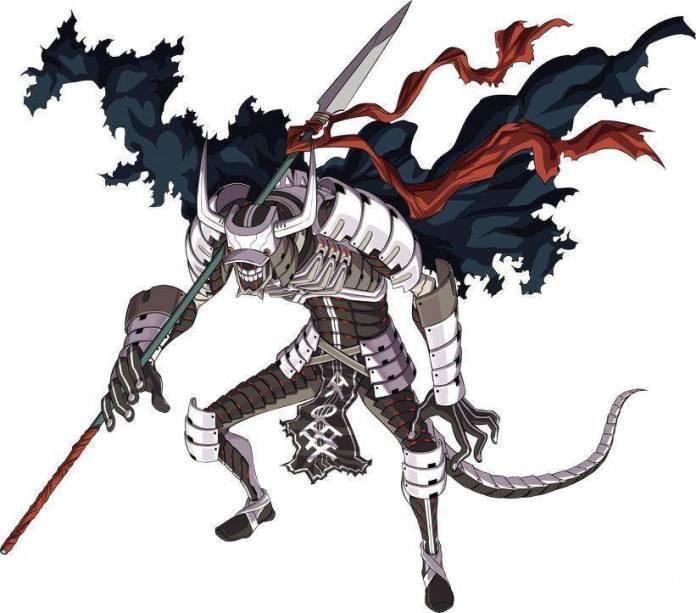 Solomon Program Monstruo
