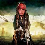Zac Efron, Jack Sparrow, Piratas del Caribe