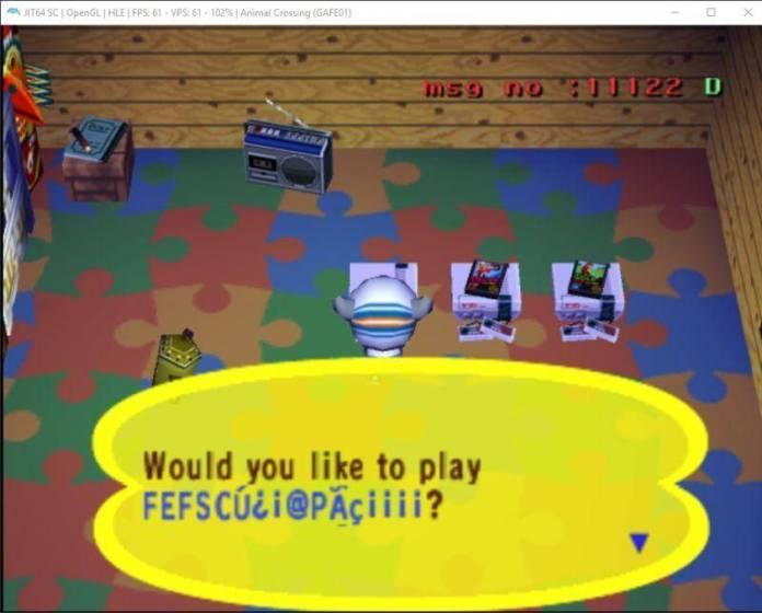 Animal Crossing Hidden NES (Minecraft)