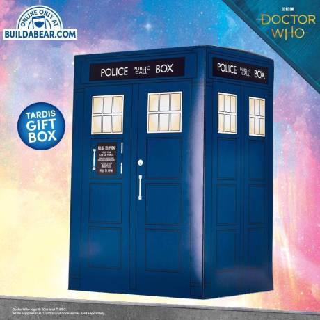 Build a Bear Doctor Who 3