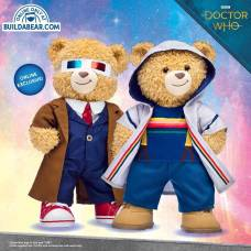 Build a Bear Doctor Who 8