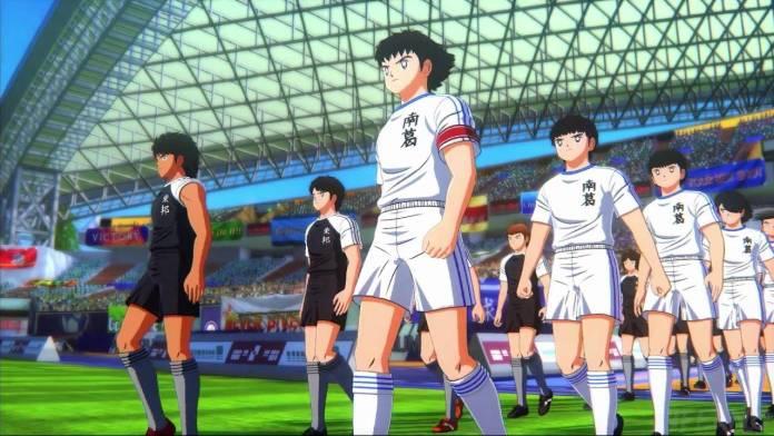 Captain Tsubasa Personajes