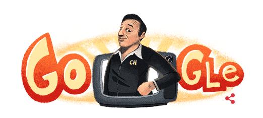 Google Doodle Chespirito