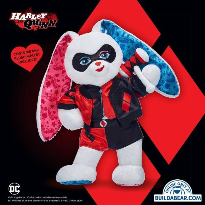 Build-A-Bear (Harley Quinn)
