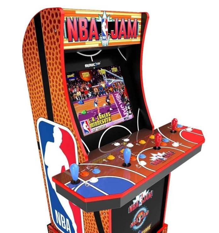 NBA Jam (Arcade1Up)