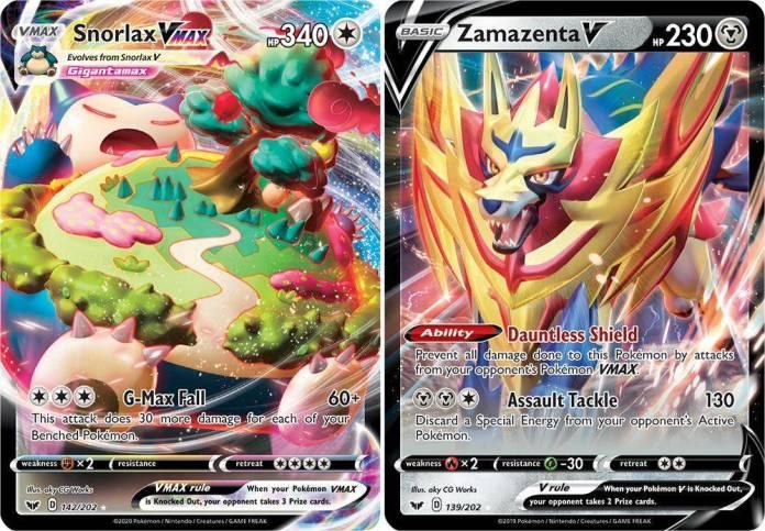 Pokémon TCG: Ya está disponible la primera expansión Espada y Escudo 2