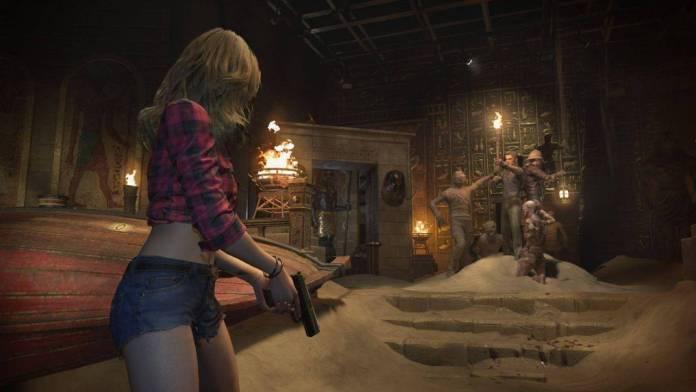 Resident Evil Resistance: Nuevos mapas y mentes maestras revelados 2