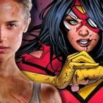 Spider-Woman, Alicia Vikander
