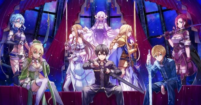 Sword Art Online: Alicization Lycoris estrena trailer 1