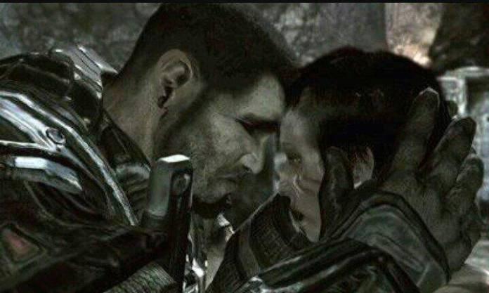 Dom Santiago Gears of War
