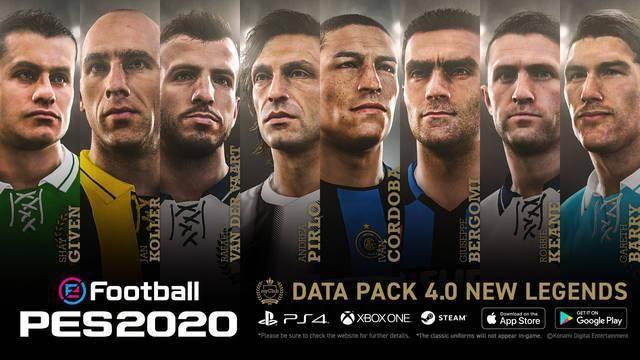 pes 2020 data pack 4.0