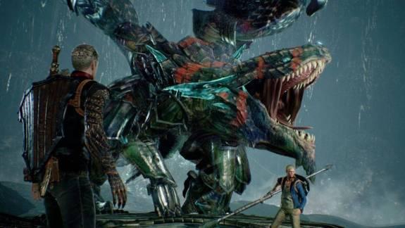 Scalebound llegará con Kickstarter