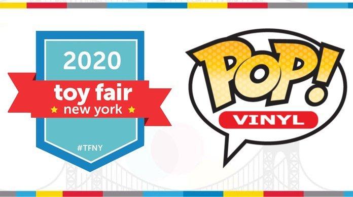 toy fair 2020 funko pop