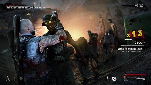Reseña - Zombie Army 4: Dead War (PS4) 1