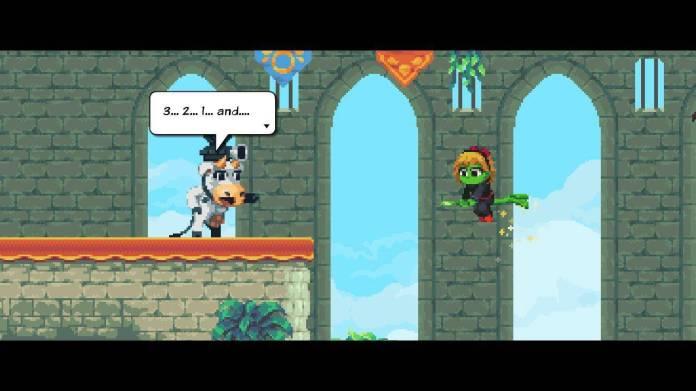 Reseña : Wunderling ( Nintendo Switch, Steam) 7