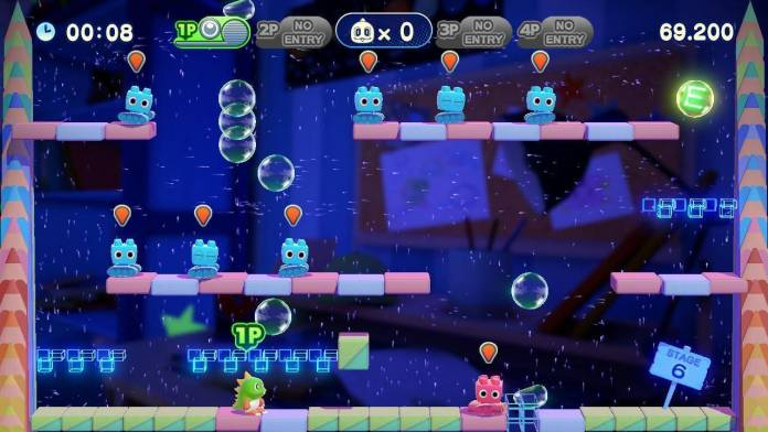 Reseña - Bubble Bobble 4 Friends: The Baron is Back! (PS4) 7