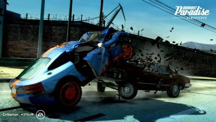 Se filtra la fecha de lanzamiento de la remasterización de Burnout Paradise 3