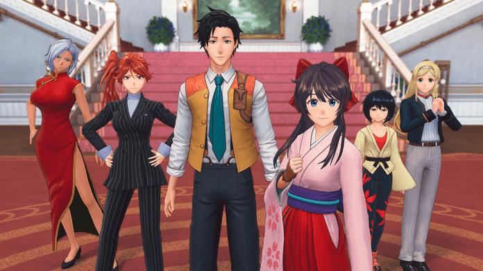 SEGA muestra trailer de combate en Sakura Wars 1