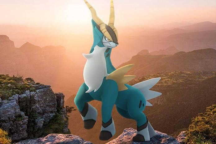 Pokémon Go (Cobalion)