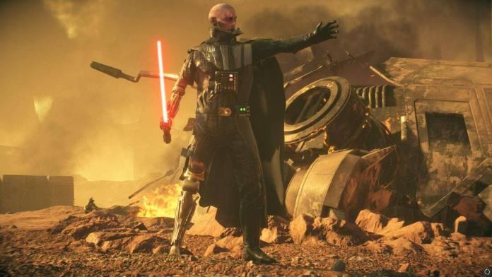 Darth Vader Mod (Battlefront II)