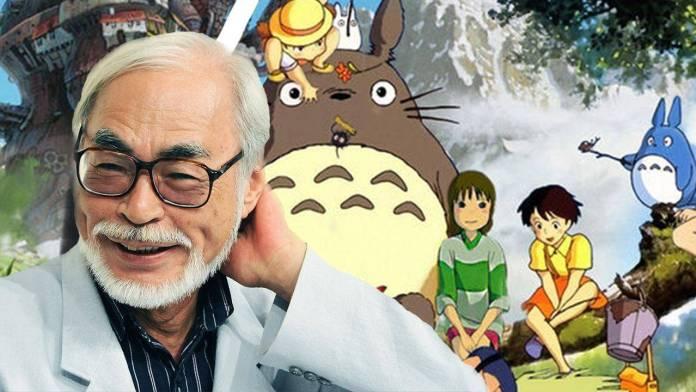 Studio Ghibli Hayao Miyazaki Netflix