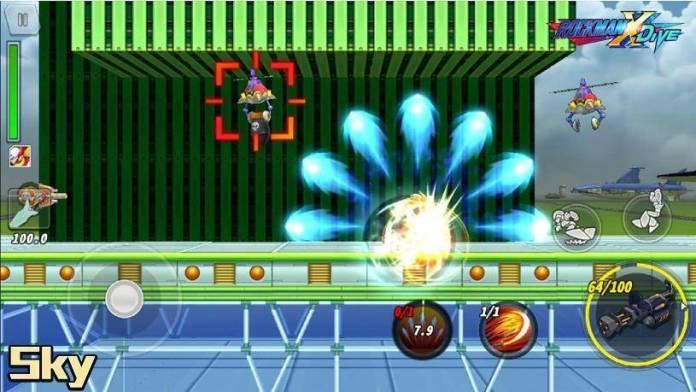 Mega Man X DiVE ya cuenta con fecha de estreno 1