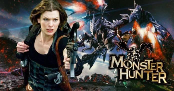 Monster Hunter (Póster)