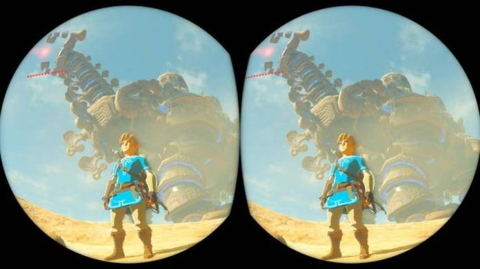 Breath Of The Wild (Nintendo Labo)
