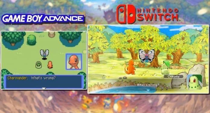 Pokémon Mystery Dungeon: Rescue Team DX ya está disponible en Nintendo Switch 1